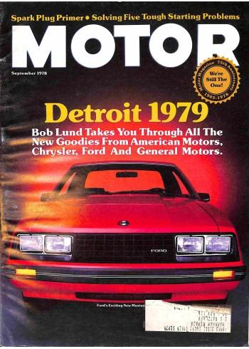 Motor, September 1978