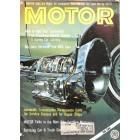 Cover Print of Motor, May 1973