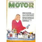 Cover Print of Motor, November 1973