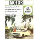 Motor, September 1967