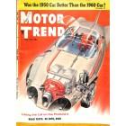Motor Trend, April 1956
