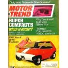Motor Trend, April 1968