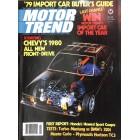 Motor Trend, April 1979