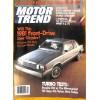 Cover Print of Motor Trend, April 1980