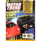 Motor Trend, April 1988