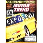 Motor Trend, April 1991