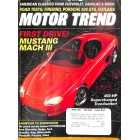 Motor Trend, April 1993