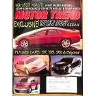 Motor Trend, April 1996