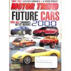 Motor Trend, April 1998