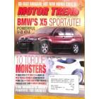 Motor Trend, April 1999