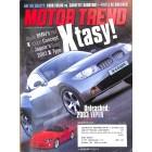 Motor Trend, April 2001