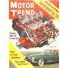 Motor Trend, August 1957