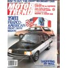 Cover Print of Motor Trend, August 1980