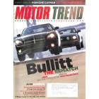 Motor Trend, August 2005