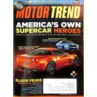 Motor Trend, August 2010