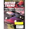 Motor Trend, December 1988