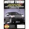 Cover Print of Motor Trend, December 1992