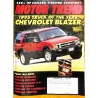 Motor Trend, December 1994