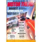 Motor Trend, December 2000