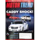 Motor Trend, December 2008