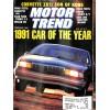 Motor Trend, February 1991