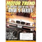 Motor Trend, February 1997