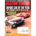 Motor Trend, February 1998