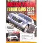 Motor Trend, February 2001