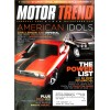 Cover Print of Motor Trend, February 2006