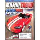 Motor Trend, February 2007