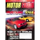 Motor Trend, February 2009