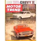 Motor Trend, January 1962