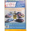 Cover Print of Motor Trend, January 1978