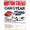 Cover Print of Motor Trend, January 2005