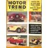 Motor Trend, July 1953