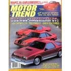 Motor Trend, July 1983