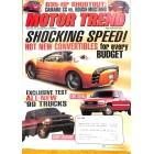 Motor Trend, July 1998