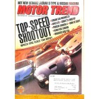 Cover Print of Motor Trend, July 1999