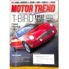 Cover Print of Motor Trend, July 2001
