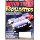 Motor Trend, July 2003