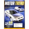 Cover Print of Motor Trend, July 2005