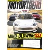 Cover Print of Motor Trend, July 2016
