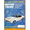 Cover Print of Motor Trend, June 1969
