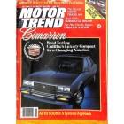 Motor Trend, June 1981