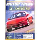 Motor Trend, June 1992