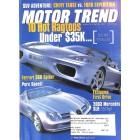 Motor Trend, June 2000