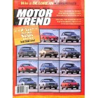 Motor Trend, March 1982
