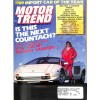 Cover Print of Motor Trend, March 1989