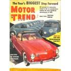 Motor Trend, May 1956