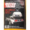 Motor Trend, May 1981